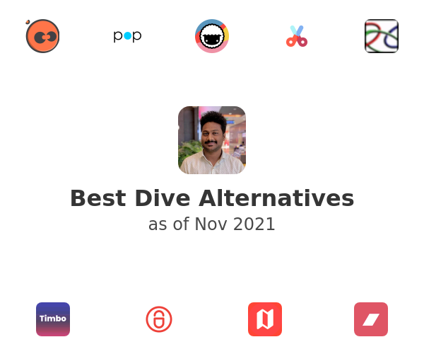 Best Dive Alternatives