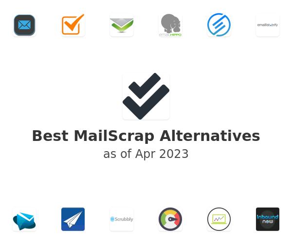 Best MailScrap Alternatives