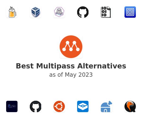 Best Multipass Alternatives