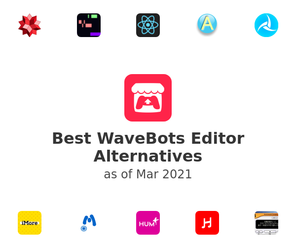 Best WaveBots Editor Alternatives