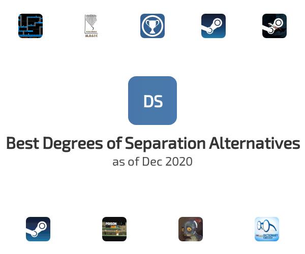 Best Degrees of Separation Alternatives