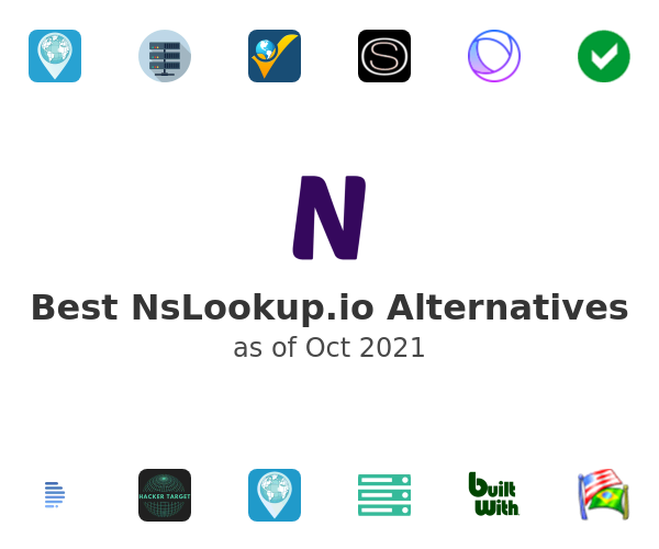 Best NsLookup.io Alternatives