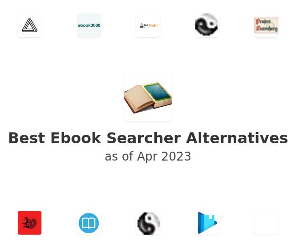 Best Ebook Searcher Alternatives