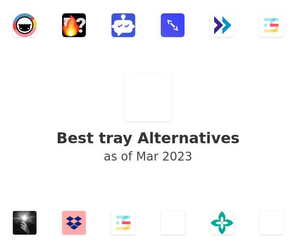 Best tray Alternatives