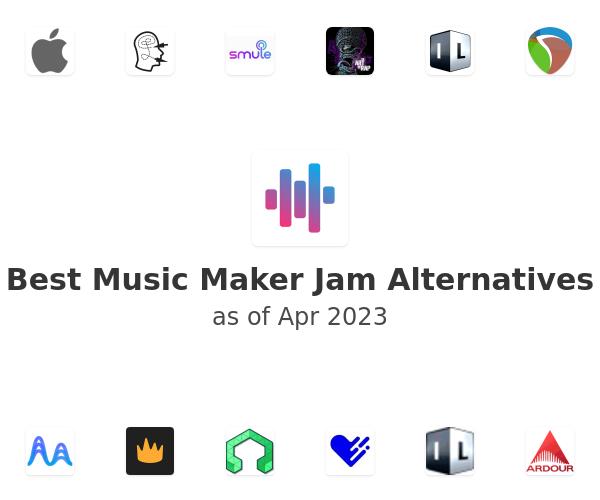 Best Music Maker Jam Alternatives