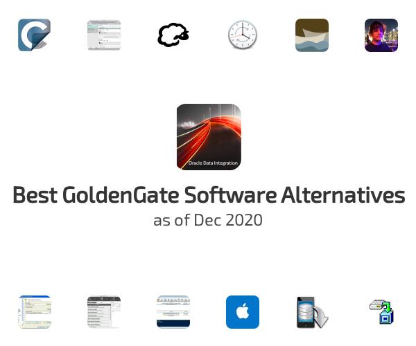 Best GoldenGate Software Alternatives