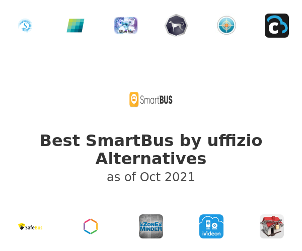 Best SmartBus by uffizio Alternatives