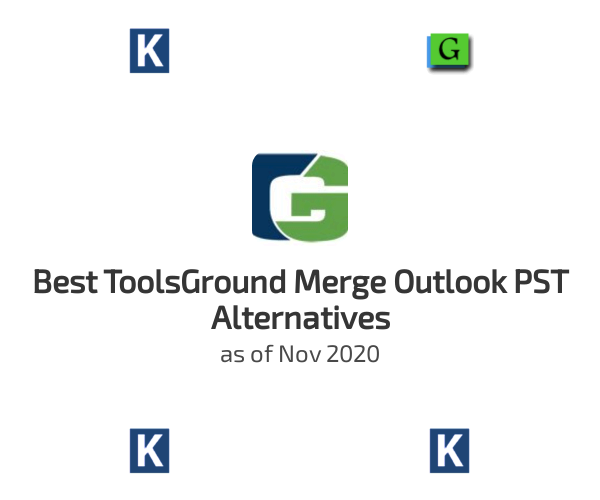 Best ToolsGround Merge Outlook PST Alternatives