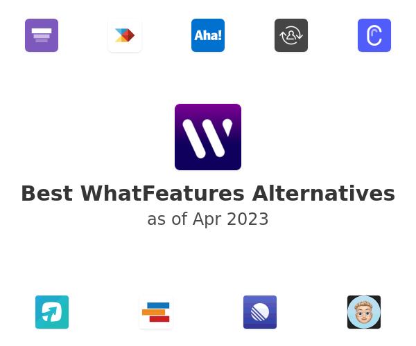 Best WhatFeatures Alternatives