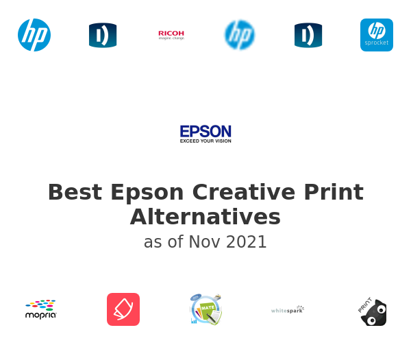 Best Epson Creative Print Alternatives