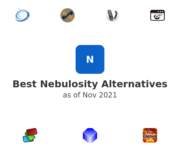 Best Nebulosity Alternatives