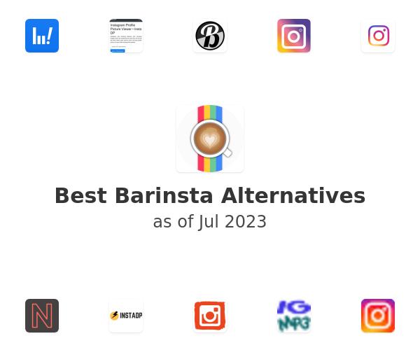 Best Barinsta Alternatives