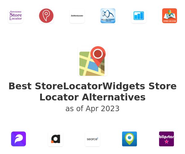 Best StoreLocatorWidgets Store Locator Alternatives