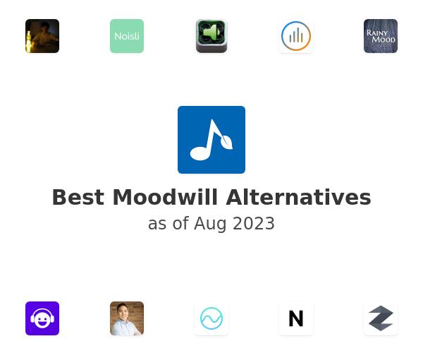 Best Moodwill Alternatives