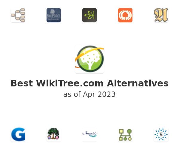Best WikiTree.com Alternatives