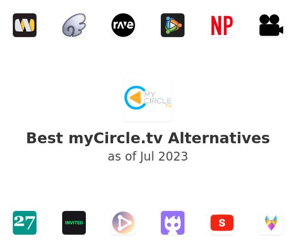 Best myCircle.tv Alternatives