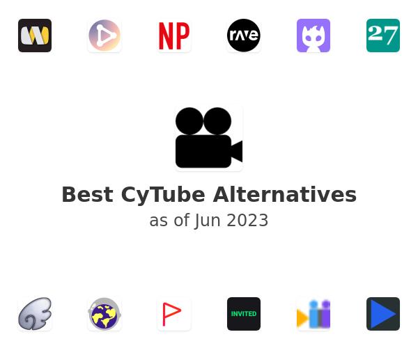 Best CyTube Alternatives