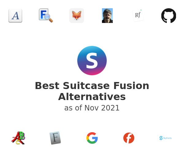 Best Suitcase Fusion Alternatives