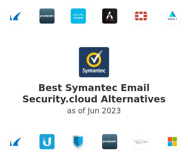 Best Symantec Email Security.cloud Alternatives