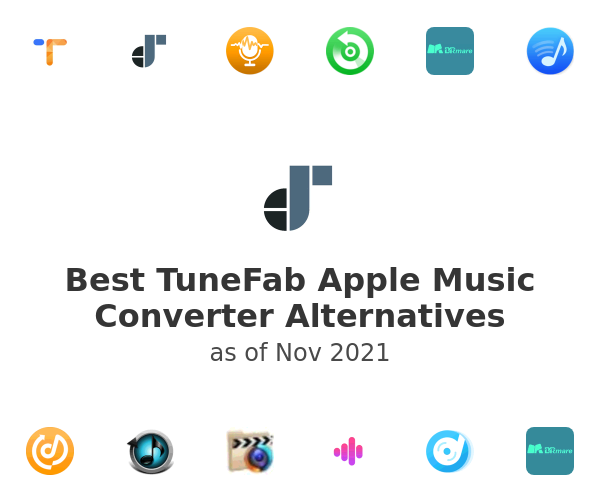 Best TuneFab Apple Music Converter Alternatives