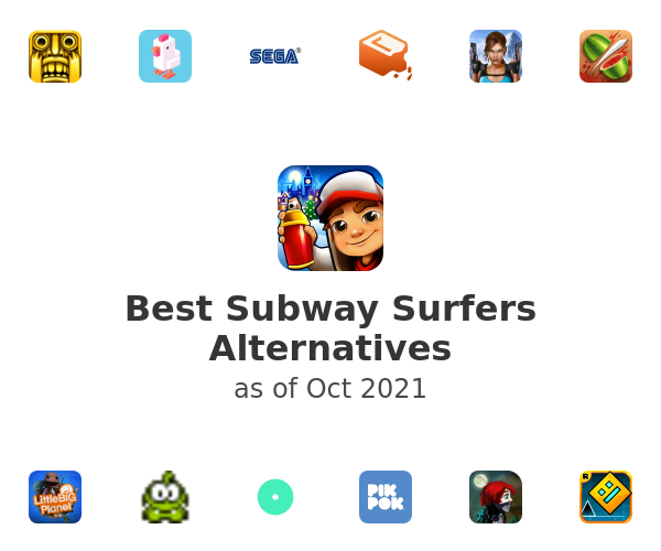 Best Subway Surfers Alternatives
