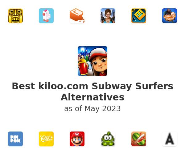 Best Subway Surfers Alternatives