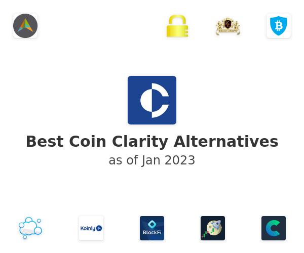 Best Coin Clarity Alternatives