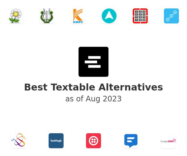 Best Textable Alternatives