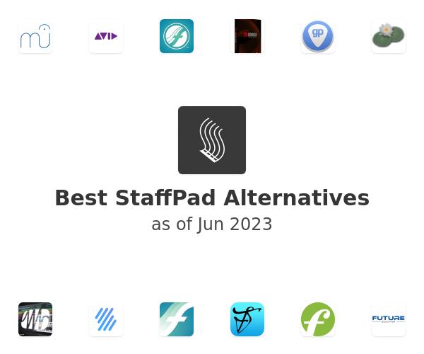 Best StaffPad Alternatives