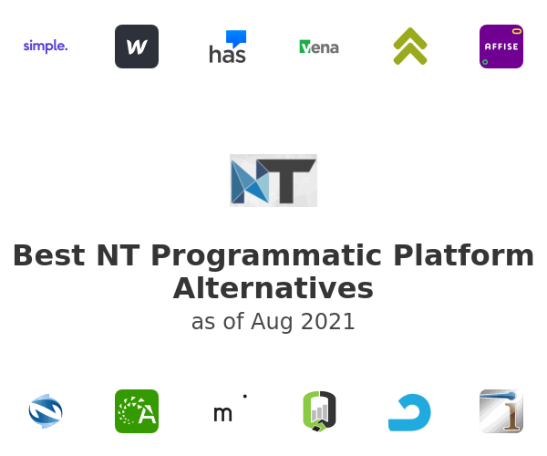Best NT Programmatic Platform Alternatives