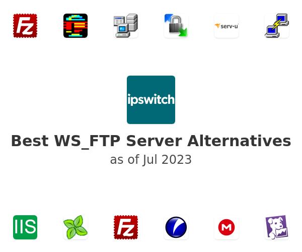 Best WS_FTP Server Alternatives