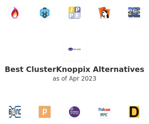 Best ClusterKnoppix Alternatives