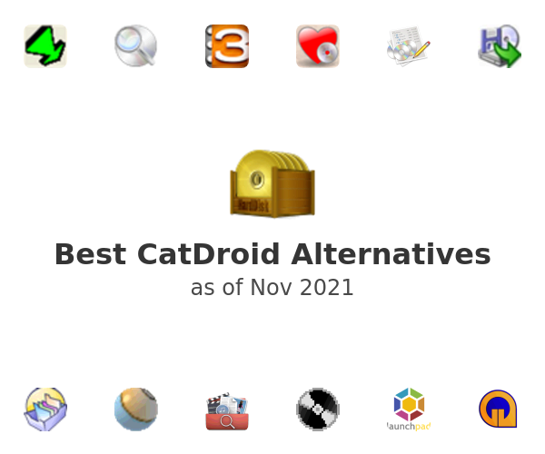 Best CatDroid Alternatives