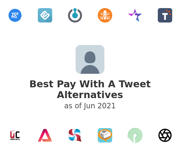 Best Pay With A Tweet Alternatives