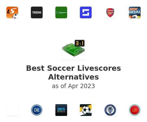 Best Soccer Livescores Alternatives