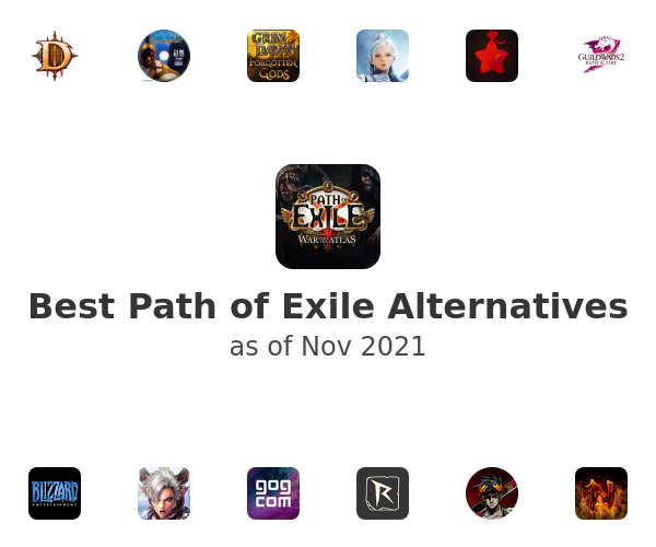 Best Path of Exile Alternatives