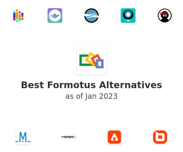 Best Formotus Alternatives