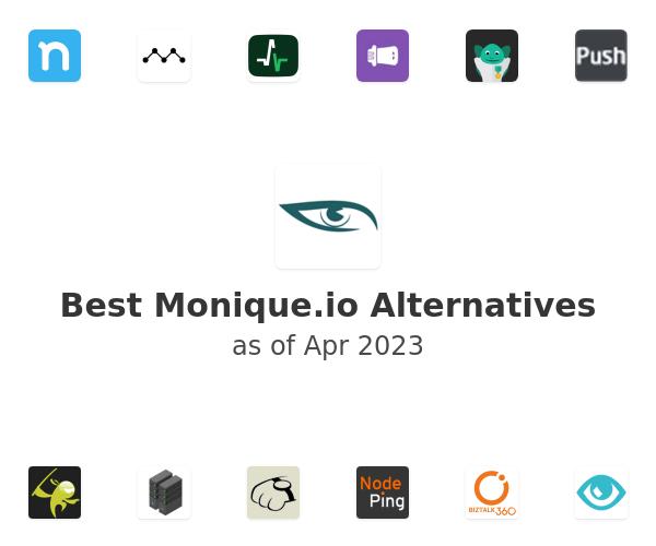 Best Monique.io Alternatives
