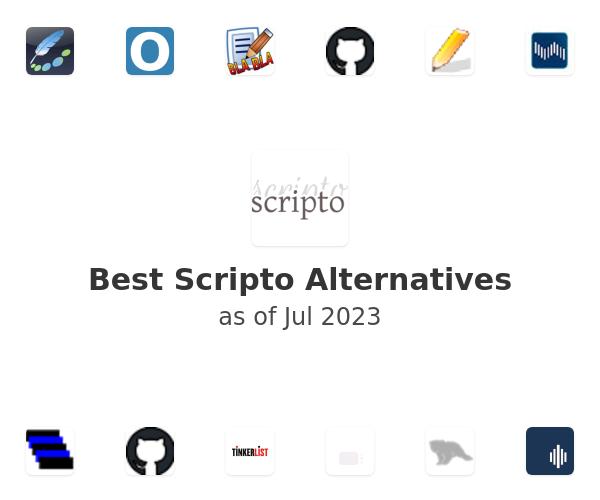Best Scripto Alternatives