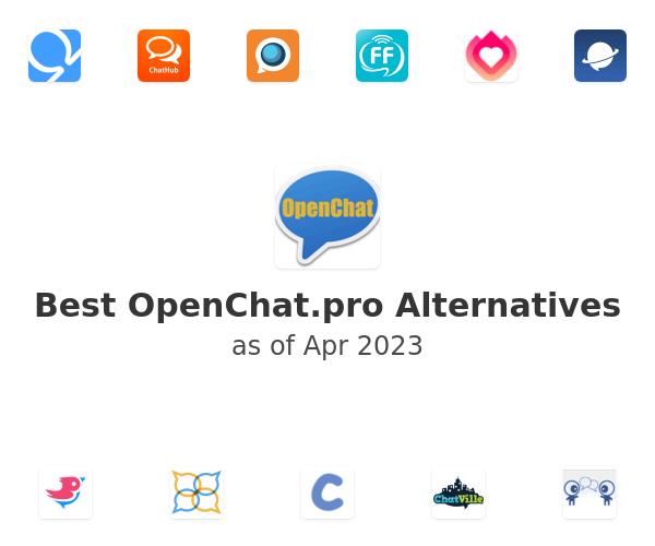 Best OpenChat.pro Alternatives