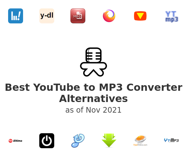 Best YouTube to MP3 Converter Alternatives