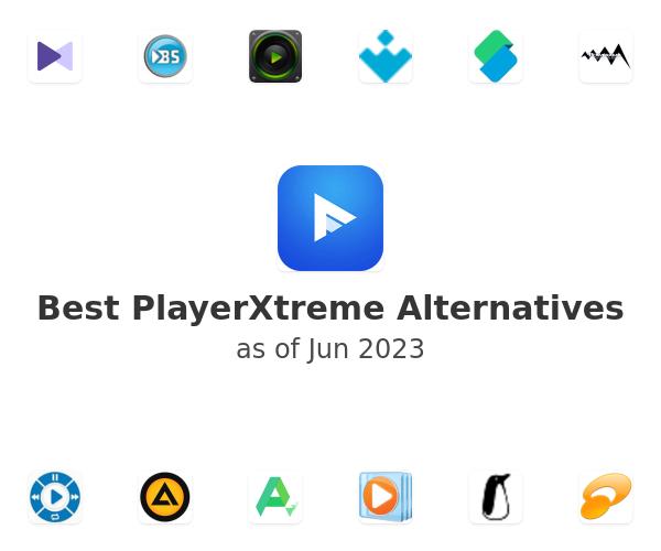 Best PlayerXtreme Alternatives