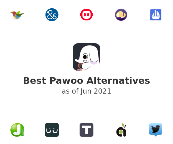 Best Pawoo Alternatives