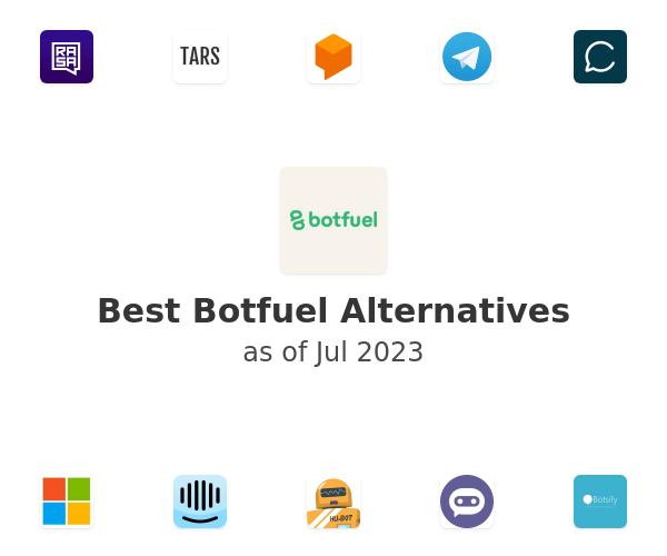 Best Botfuel Alternatives