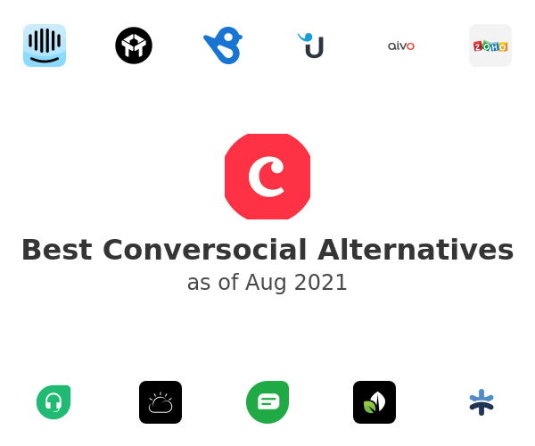 Best Conversocial Alternatives