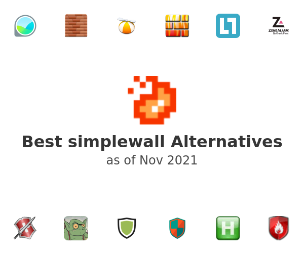Best simplewall Alternatives (2020) - SaaSHub