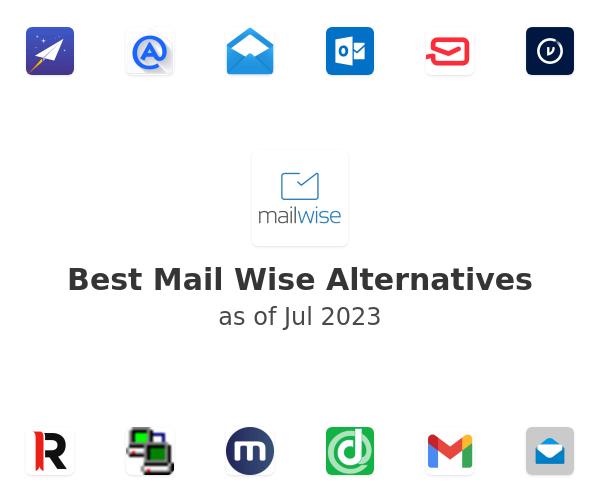 Best Mail Wise Alternatives