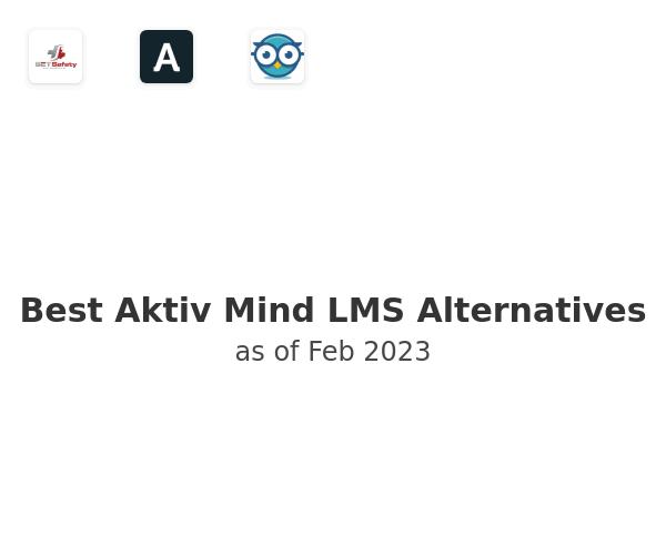 Best Aktiv Mind LMS Alternatives
