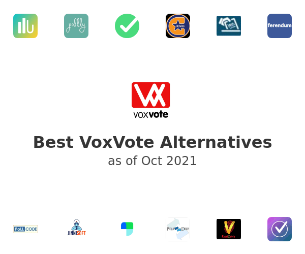 Best VoxVote Alternatives