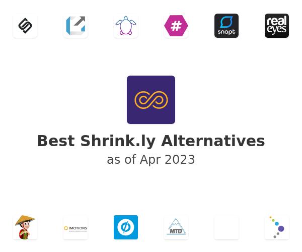 Best Shrink.ly Alternatives